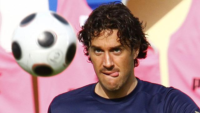 Serie A - Toni considers Italy comeback aged 36
