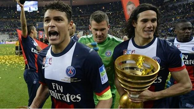 Ligue 1 - PSG enjoy domestic comforts after European agony