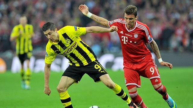 Football - No Bayern move for Lewandowski