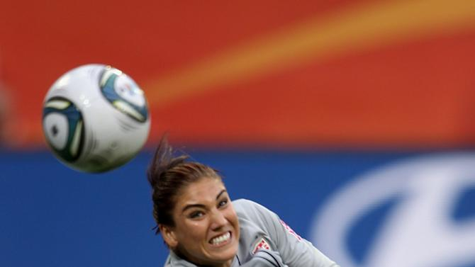 Brazil v USA: FIFA Women's World Cup 2011 - Quarter Finals