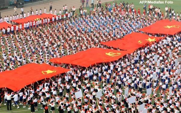 China's 18th National Congress began in Beijing on November 8, 2012.