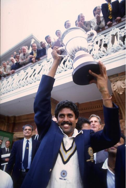 1983 WORLD CUP KAPIL DEV