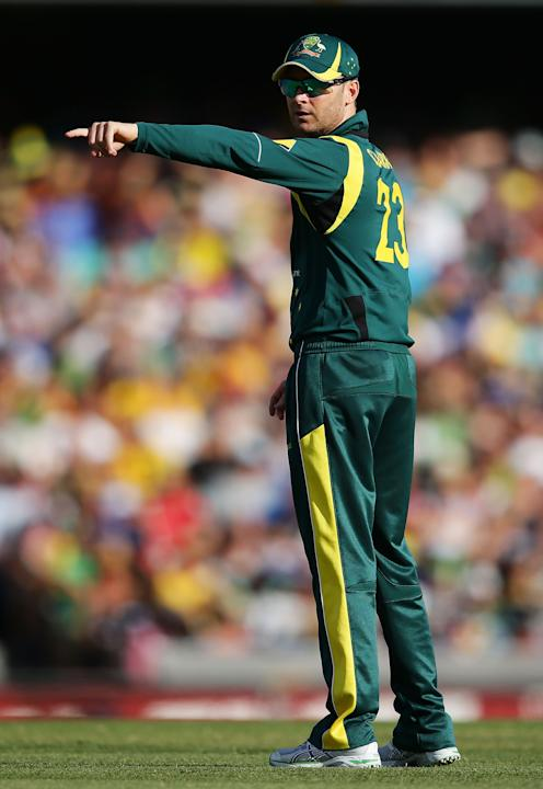 Australia v West Indies - ODI Game 4