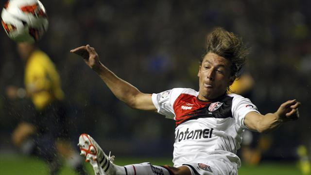 South American Football - Newell's rout Boca ahead of their Libertadores decider