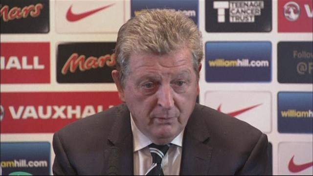 World Football - Hodgson 'more confident' in England players
