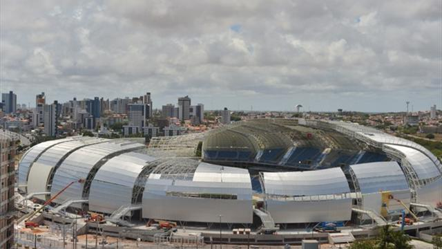 World Cup - Idyllic Das Dunas more than just a stadium for Natal