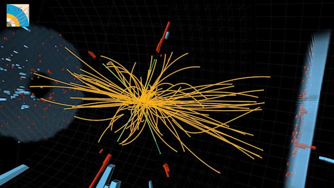 Nobel Prize in Physics Awarded for Theories on Mass, Tied to Higgs Boson