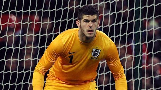 World Cup - Forster wants number one jersey in Brazil