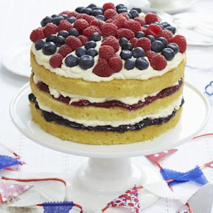 Jubilee Cake: Recipes