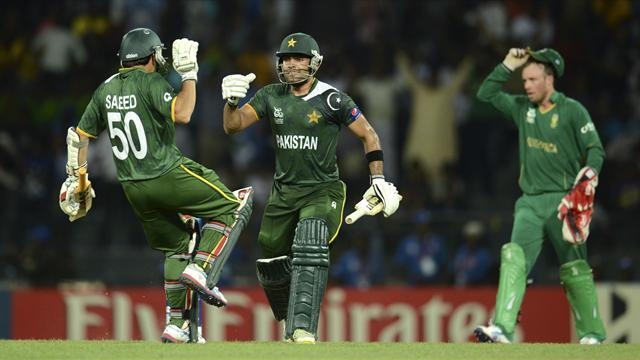 World XI to play Twenty20 match in Pakistan