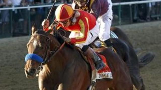 Preakness appears to be two-horse race