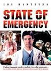 Poster of A State of Emergency