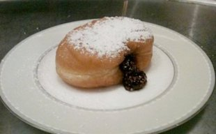 The Foie Gras donut (photo via Gothamist.com)