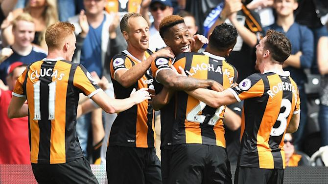 Hull City's Moses Odubanjo nears EPL debut