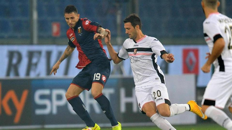 Video: Genoa vs Palermo