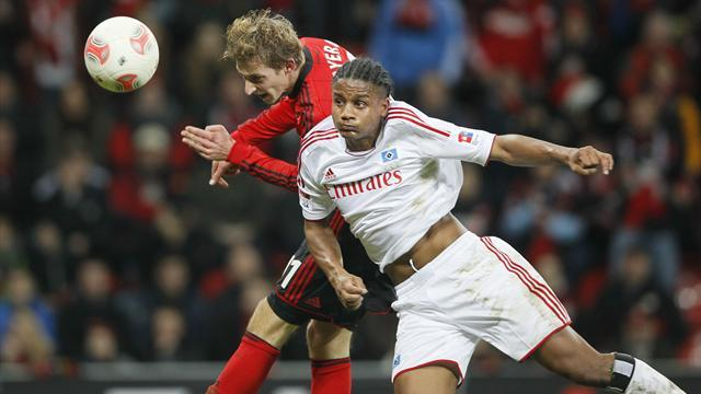 Bundesliga - Kiessling extends Leverkusen deal to 2017