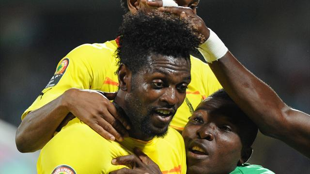 World Cup - Adebayor gets surprise Togo call-up