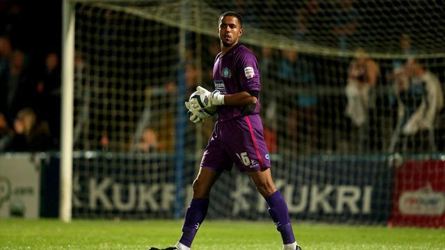 League Two - Spurs keeper extends stay at Wycombe
