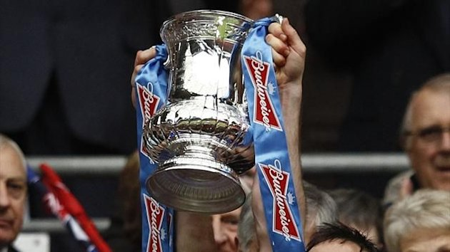 FA Cup trophy (PA Photos)