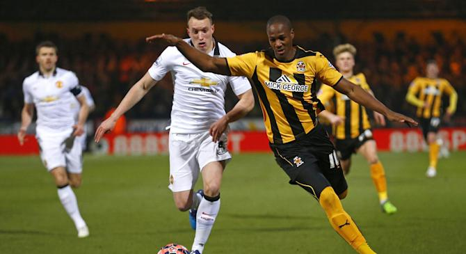 Video: Cambridge United vs Manchester United