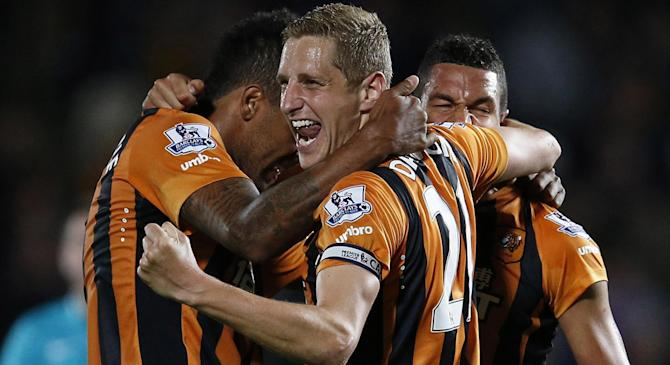 Video: Hull City vs Liverpool