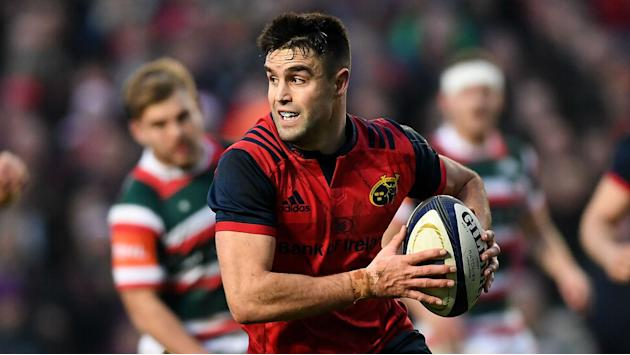 Munster cleared over Murray head injury
