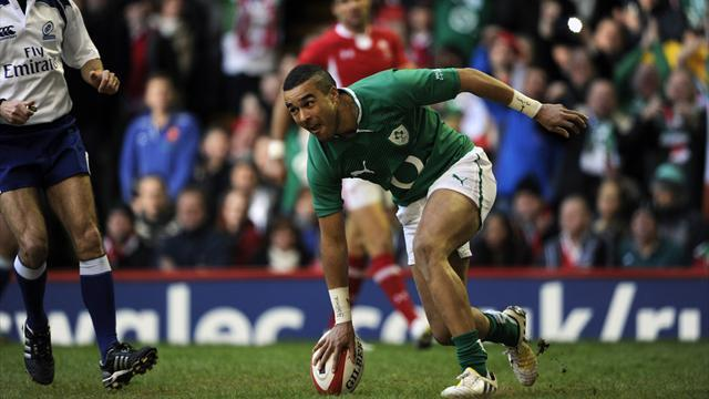 Six Nations - Ireland hang on to beat Wales