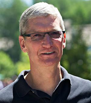 Apple CEO Tim Cook Outed as Gay on TV By CNBC Co-Anchor Simon Hobbs