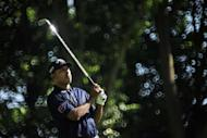 India's Jeev Milkha Singh, pictured in May 2012, captured his fourth European Tour title on Sunday when he birdied the first play-off hole to defeat Italy's Francesco Molinari and claim the Scottish Open