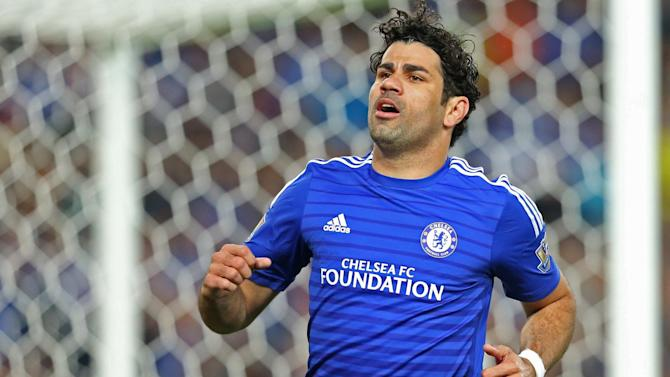 Premier League - I'm staying at Chelsea, says Diego Costa
