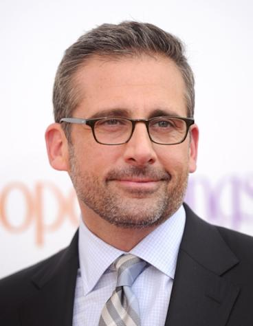 Steve Carell attends the 'Hope Springs' premiere at SVA Theater, New York City, on August 6, 2012 -- Getty Premium