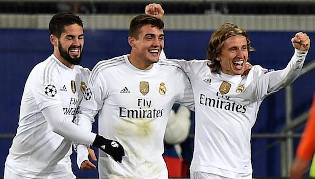Champions League: Real Madrid hold off late Shakhtar fightback, Juventus beat Man City