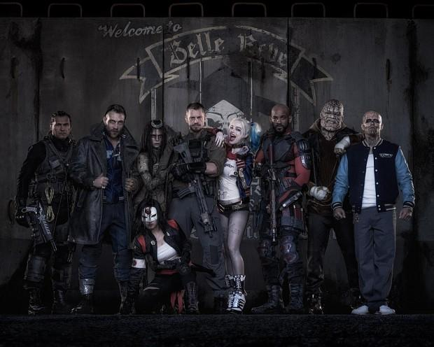 'Suicide Squad': David Ayer Tweets Cast and Crew Photo on Final Day of Production