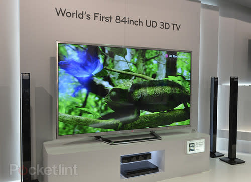 Ultra High-Definition becomes the official term for 4K displays. Displays, 4K, High Definition, Ultra High-Definition, Televisions 0