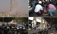 Mexico: Pemex Oil Company HQ Blast Kills 32