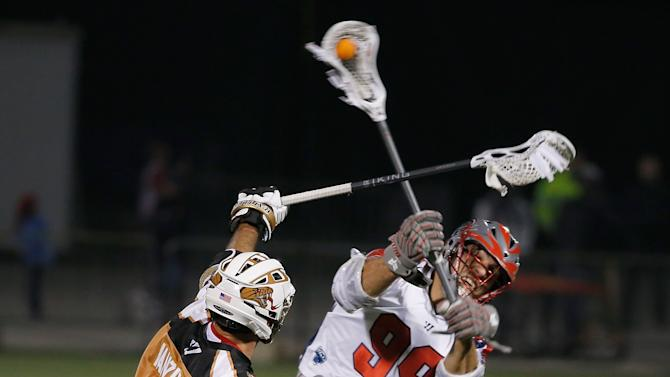 Boston Cannons v Rochester Rattlers