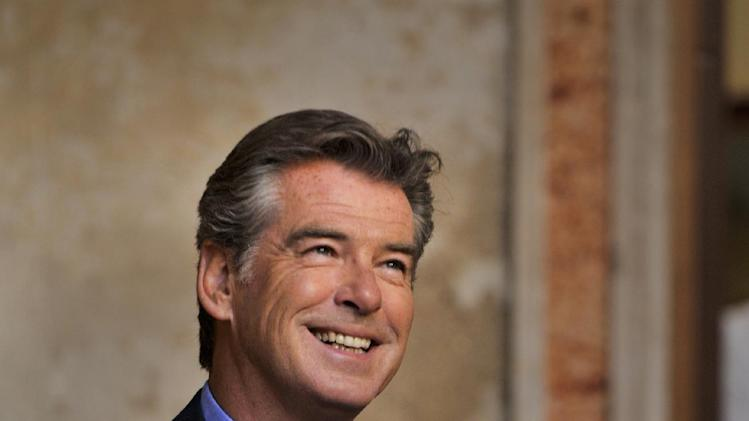 "This publicity photo released by courtesy of Sony Pictures Classics shows Pierce Brosnan as Philip in the film, ""Love Is All You Need."" (AP Photo/Sony Pictures Classics, Doane Gregory)"