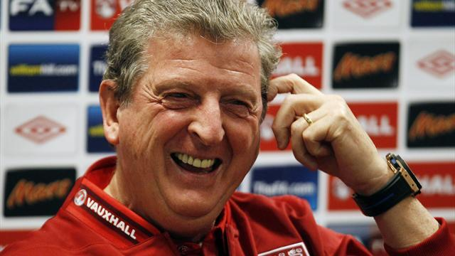 World Cup - Hodgson hints at focusing on England youth