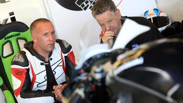 Superbikes - Harris confident of Snetterton BSB fitness