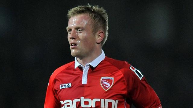 Football - Burrow rejects Shrimps stay
