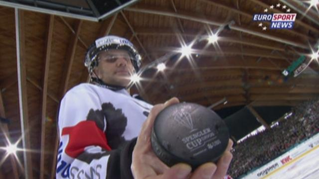 NHL - Davos into Spengler Cup final