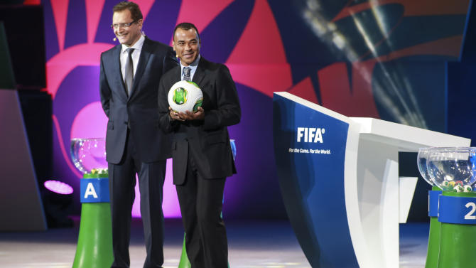 Official Draw of FIFA Confederations Cup Brazil 2013