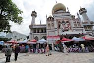 Vendors sell Muslim food during the month of Ramadan in front of the Sultan mosque in Singapore. Singapore's 2010 GDP per capita stood at $56,532, while Hong Kong ($45,301) -- the only other Asian economy in the top 10 that year -- was in fourth place