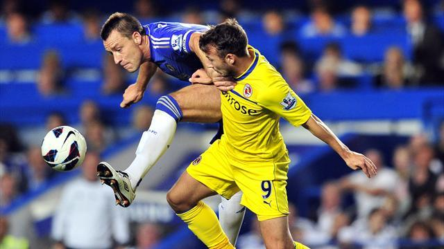Premier League - Reading v Chelsea: LIVE