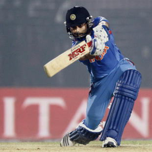 WT20 big chance for youth: Kohli