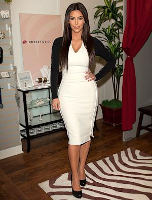 Kim Kardashian: I Lost 6 Pounds in 7 Days!