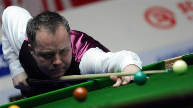 Snooker - Higgins roars into Championship League lead