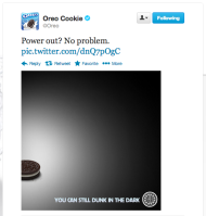 Top 10 Influential Social Media Marketing Campaigns Of 2013 image marketing strategy oreo super bowl black out tweet