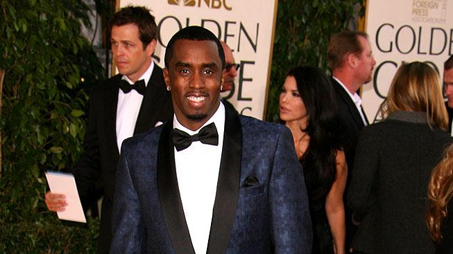 Combs P Diddy GG Aw