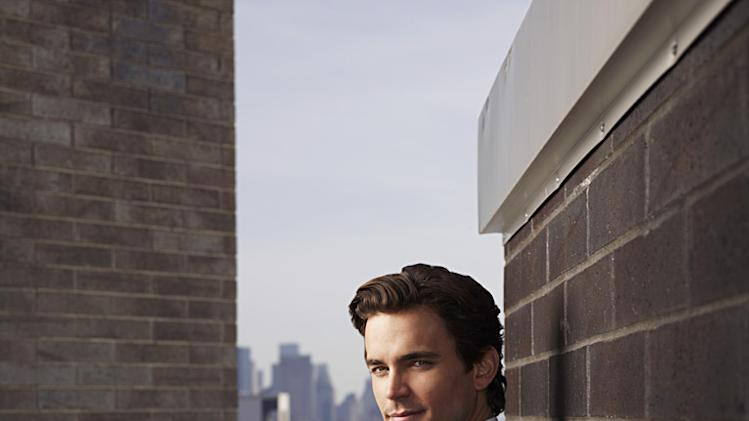 "Matt Bomer as Neal Caffrey in ""White Collar."""
